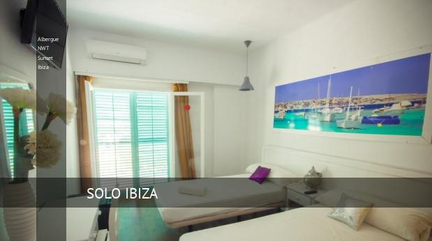 Albergue NWT Sunset Ibiza baratos