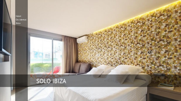Hotel Occidental Ibiza barato