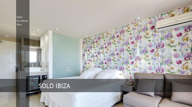 Hotel Occidental Ibiza oferta