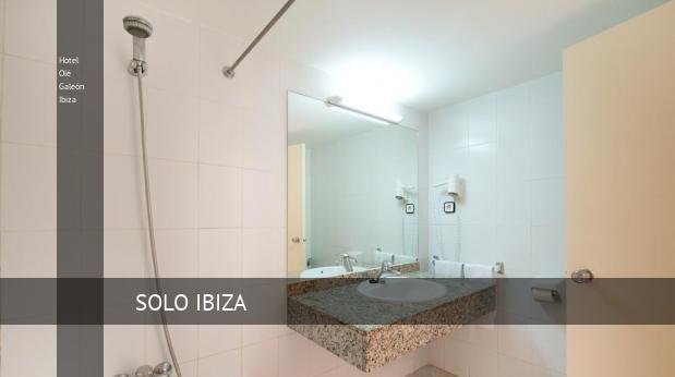 Hotel Olé Galeón Ibiza barato