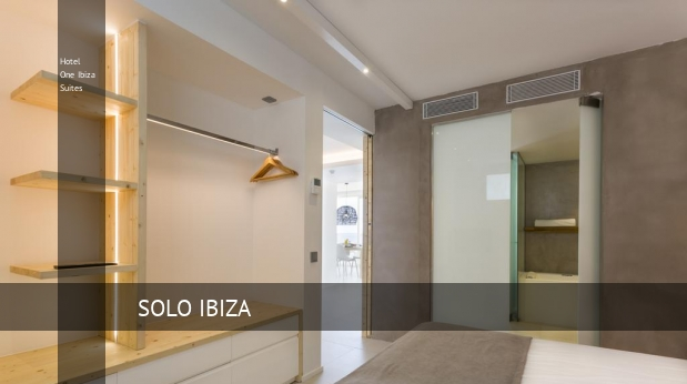 Hotel One Ibiza Suites booking