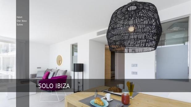 Hotel One Ibiza Suites Ibiza Ciudad