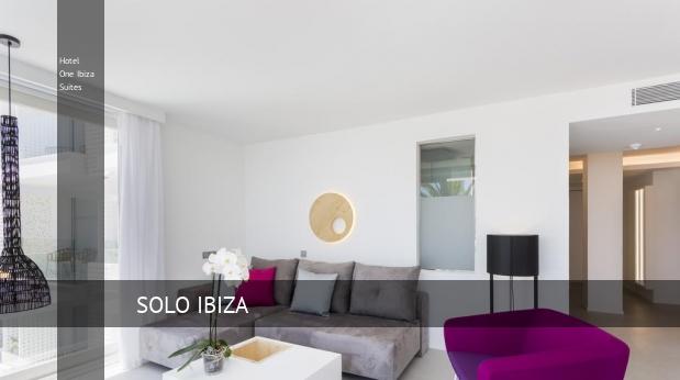 Hotel One Ibiza Suites oferta