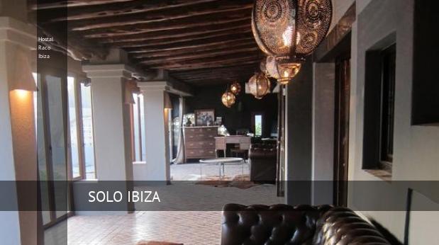 Hostal Raco Ibiza reverva