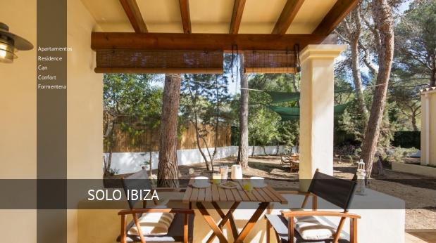Apartamentos Residence Can Confort Formentera booking