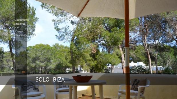Apartamentos Residence Can Confort Formentera reverva