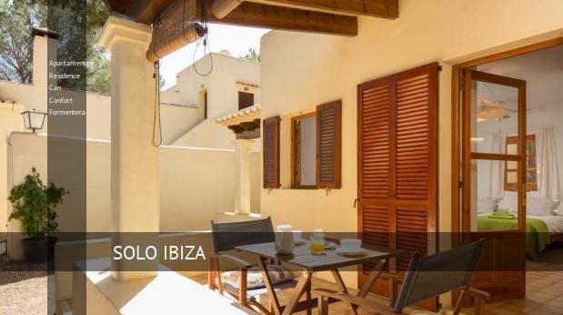 Apartamentos Residence Can Confort Formentera