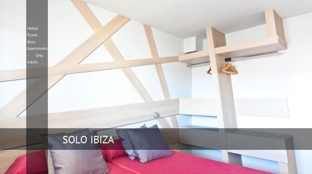 Hostal Ryans Ibiza Apartments - Only Adults barato