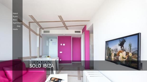 Hostal Ryans Ibiza Apartments - Only Adults baratos