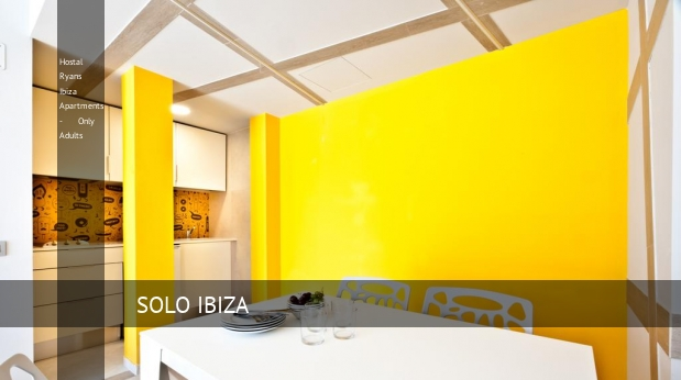 Hostal Ryans Ibiza Apartments - Only Adults booking