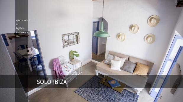 Apartamentos Sa Església - Formentera Mar