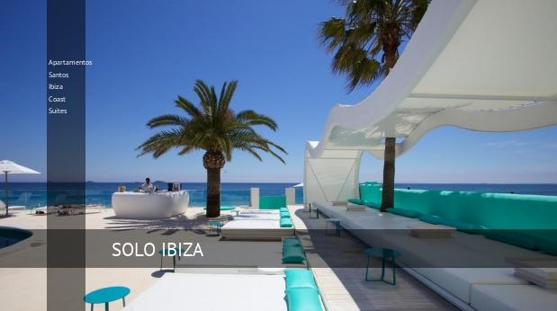 Apartamentos Santos Ibiza Coast Suites
