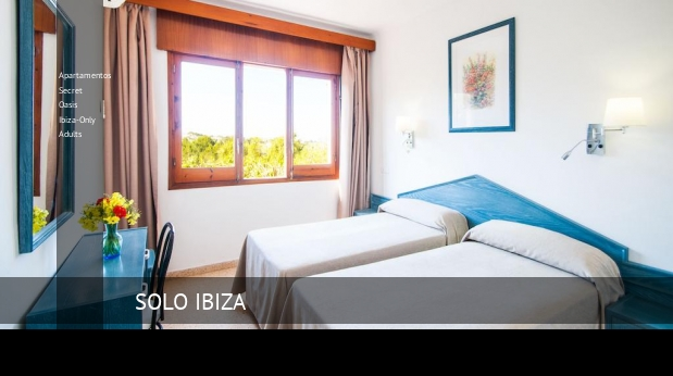 Apartamentos Secret Oasis Ibiza-Only Adults opiniones