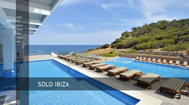 Hotel Sol Beach House Ibiza - Adults Only