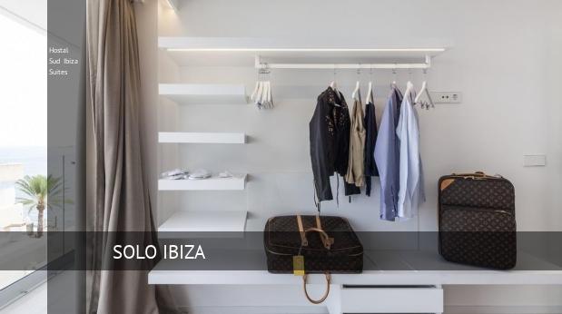 Hostal Sud Ibiza Suites reservas