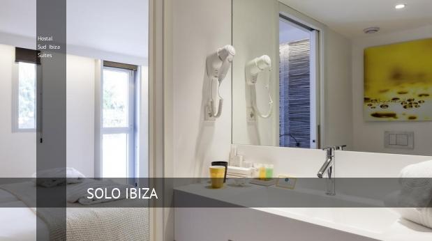 Hostal Sud Ibiza Suites reverva