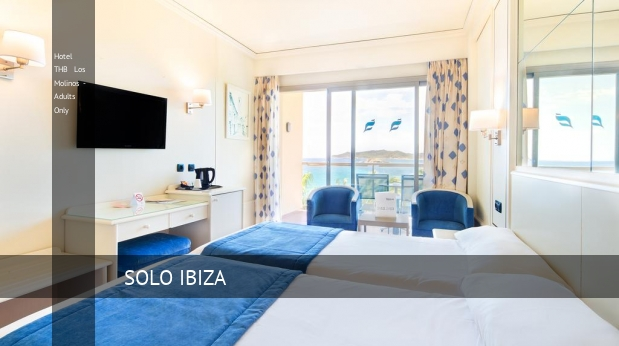 Hotel THB Los Molinos - Solo Adultos barato