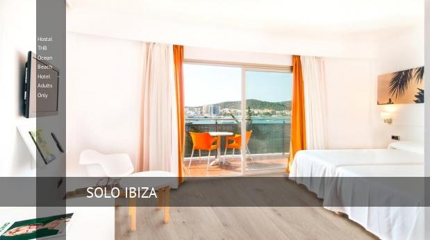 Hostal THB Ocean Beach Hotel - Solo Adultos baratos