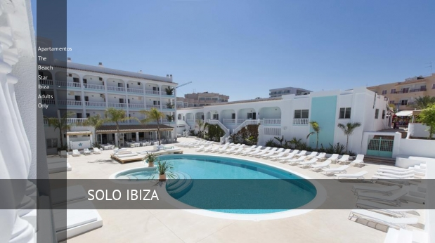 Apartamentos The Beach Star Ibiza - Adults Only