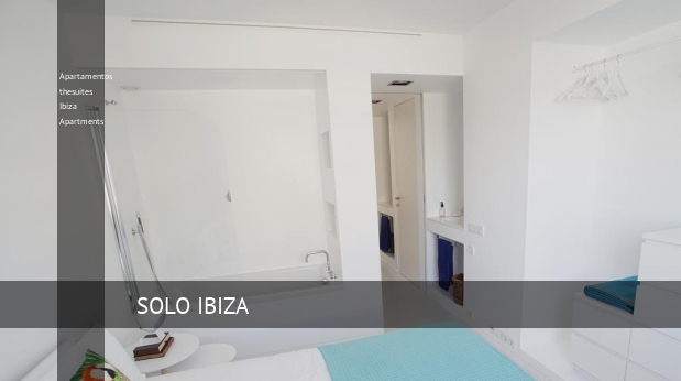 Apartamentos thesuites Ibiza Apartments booking