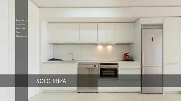 Apartamentos thesuites Ibiza Las Boas Apartments opiniones