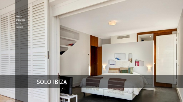 Hostal thesuites Ibiza Torrent
