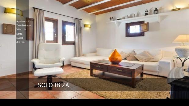 Apartamentos Two-Bedroom Villa in Santa Eulalia del Río opiniones