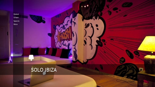 Hostal Urban Spaces Ibiza reverva