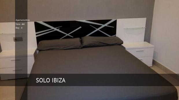 Apartamentos Vara del Rey II booking