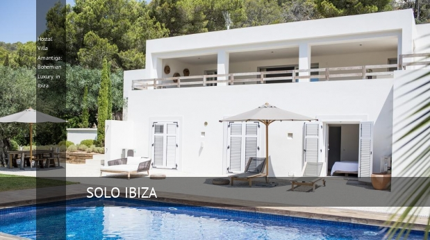 Rent Villa Ibiza