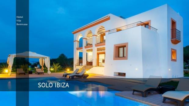 Hostal Villa Benimussa