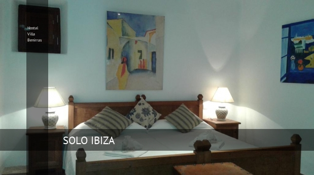 Hostal Villa Benirras booking