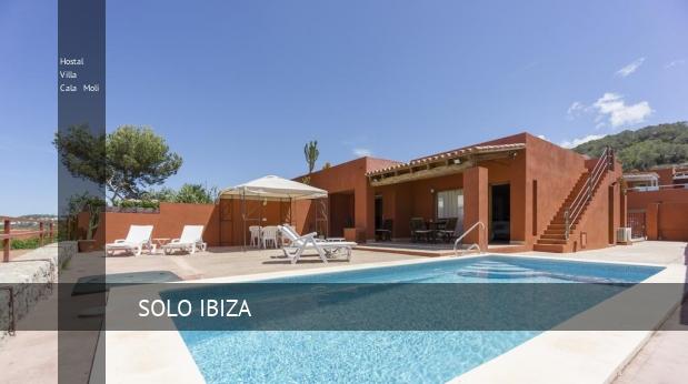 Hostal Villa Cala Molí booking