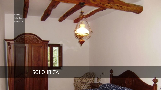 Hostal Villa Can Bosque 1 booking