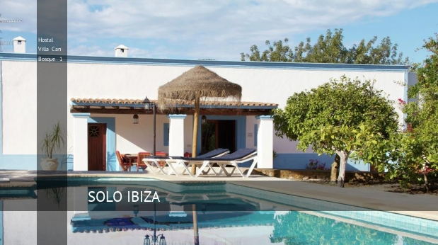 Hostal Villa Can Bosque 1
