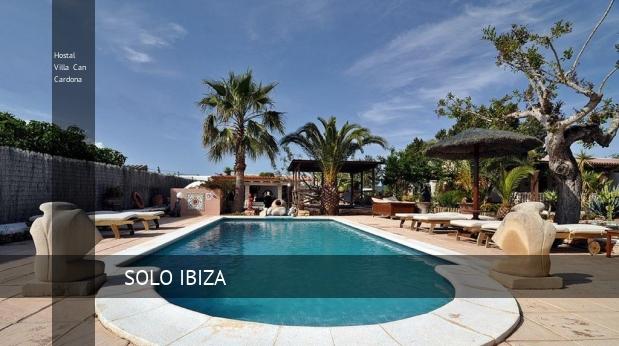 Hostal Villa Can Cardona reverva