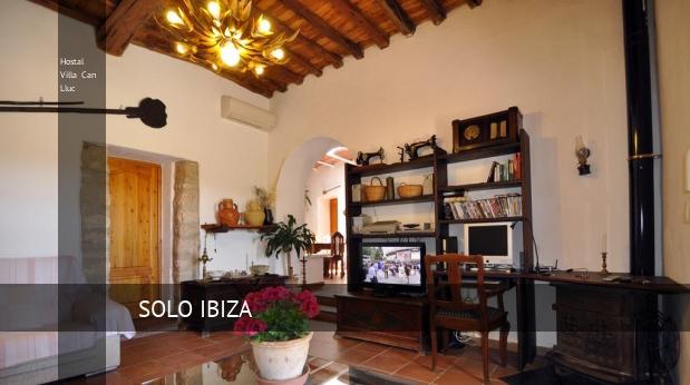 Hostal Villa Can Lluc booking