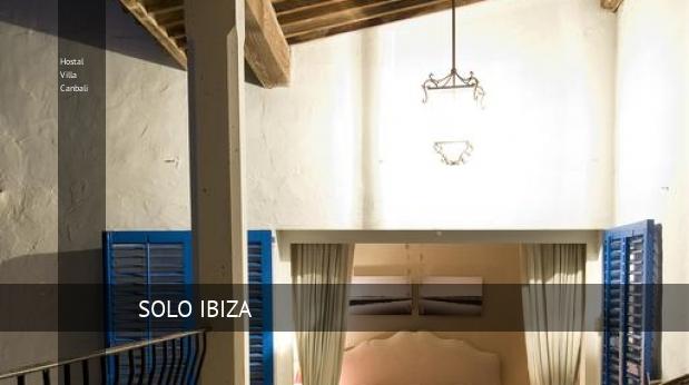 Hostal Villa Canbali booking