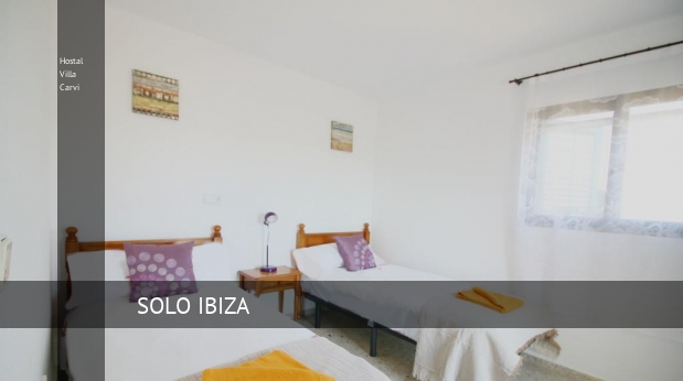 Hostal Villa Carvi booking