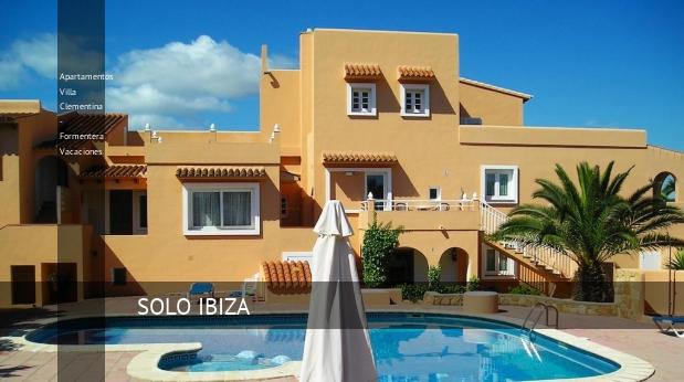 Apartamentos Villa Clementina - Formentera Vacaciones