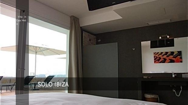 Villa in Cala Moli II booking
