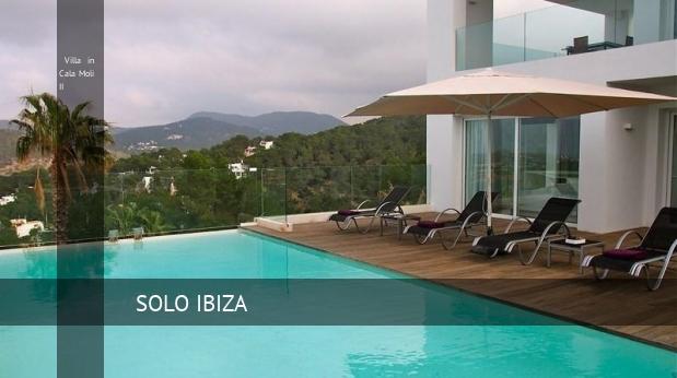 Villa in Cala Moli II opiniones