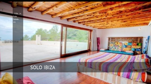 Villa in Cala Salada VII booking