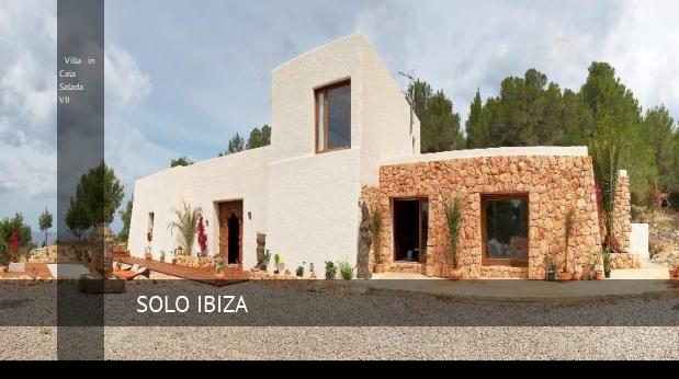 Villa in Cala Salada VII opiniones