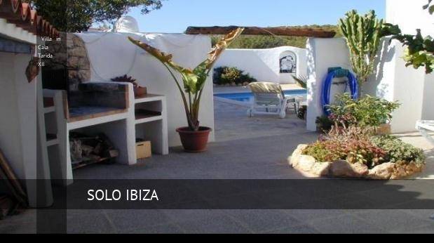 Villa in Cala Tarida XII booking