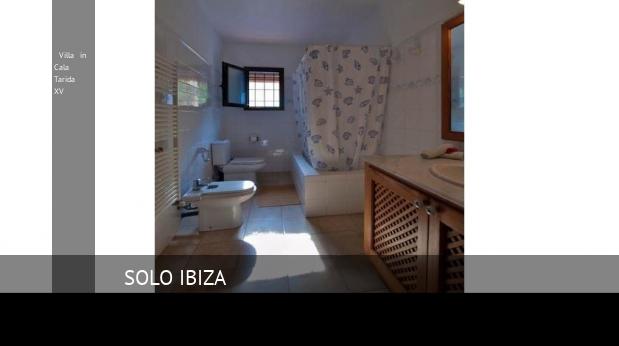 Villa in Cala Tarida XV booking