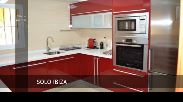 Villa in Cali Moli booking