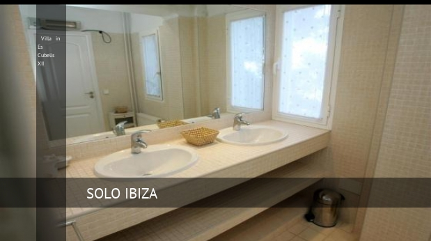 Villa in Es Cubells XII booking