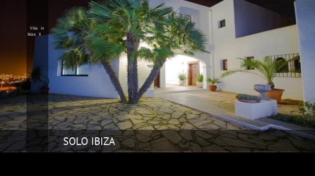 Villa in Ibiza II opiniones