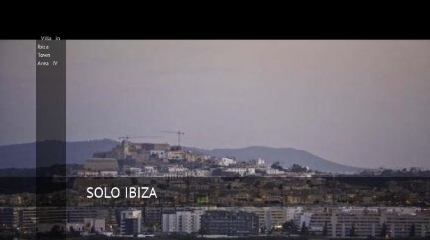 Villa in Ibiza Town Area IV opiniones
